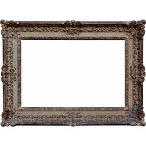 Montparnasse Style Frame - 49.5x75.5 - Ref-433