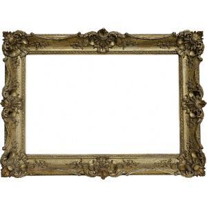 Louis XV Style Frame - 31.3x46.7 - Ref-633