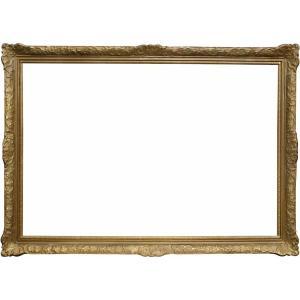 Louis XIV Style Frame - 57.8x85.5 - Ref-594