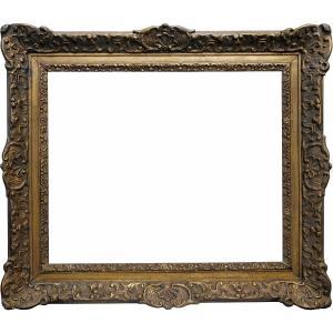 Cadre Style Louis XIV - 56x67 - Ref-572