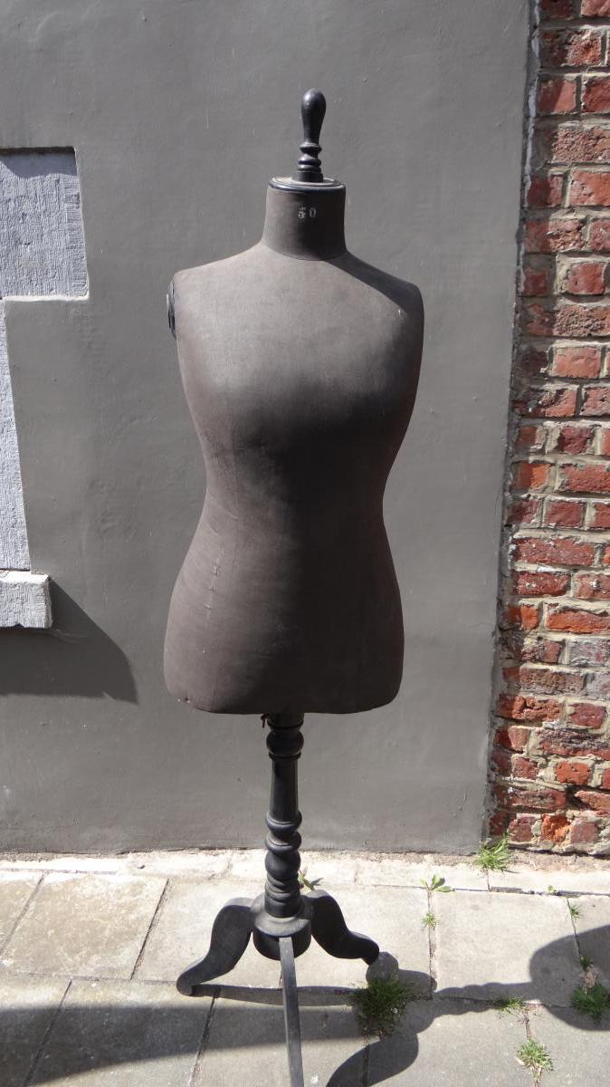 Mannequin De Tailleur XIXème