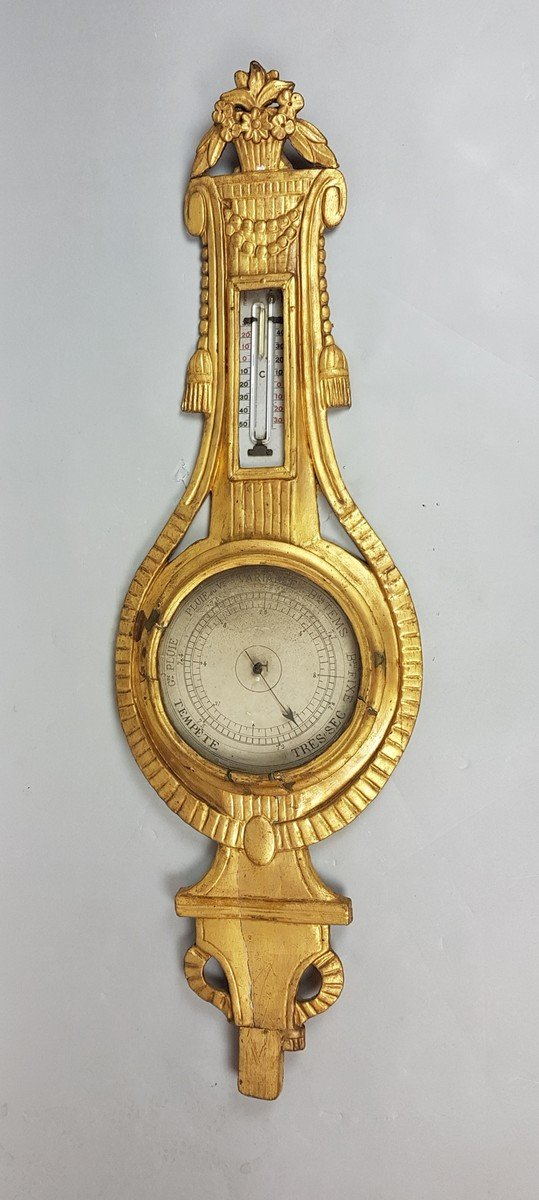 Barometer Louis XVI 18th