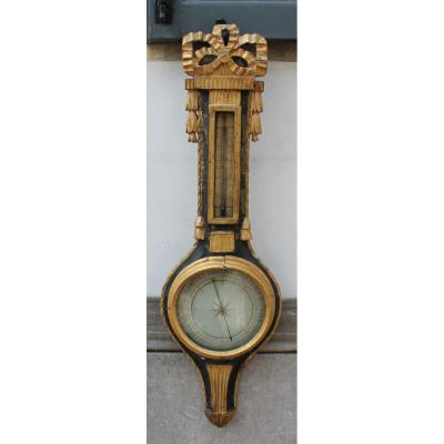 Barometer Louis XVI Period: XVIIIth