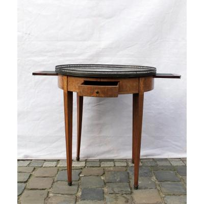 Table Bouillote De Style Directoire