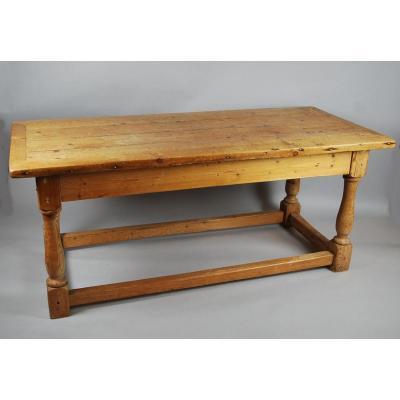 Table En Sapin