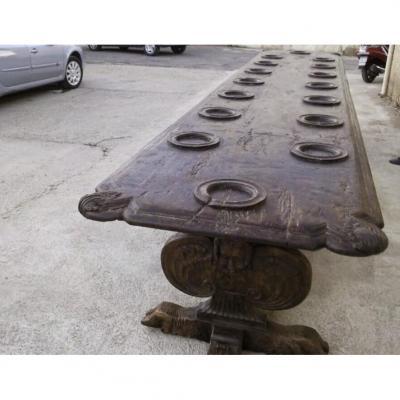 Grande Table Espagnole