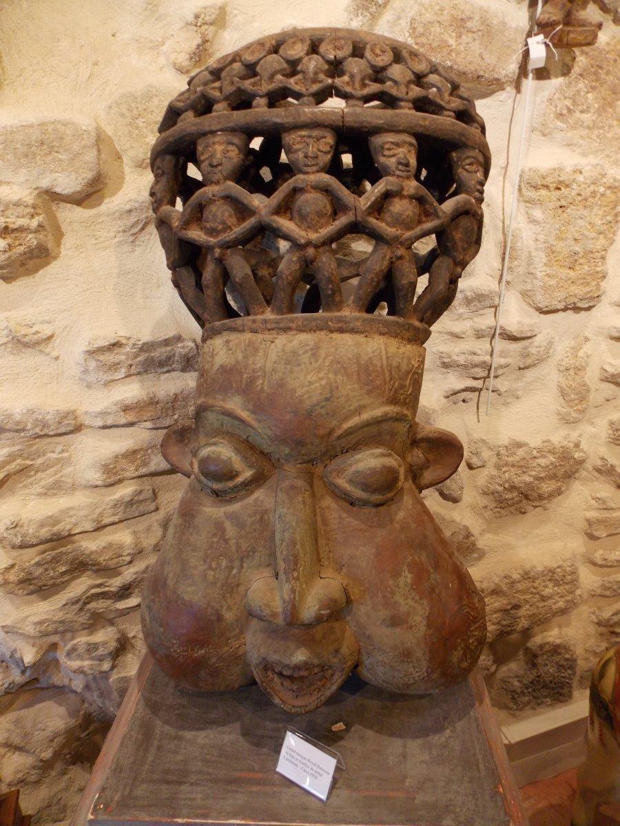 Grand Masque Bamoun