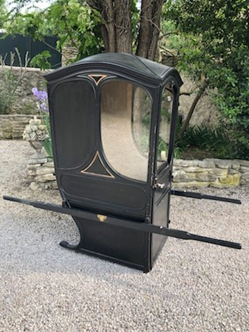 Chaise à Porteur 18ème siècle
