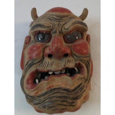 Masque d'Enseigne De Théâtre No