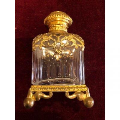 Crystal Bottle Napoléon III