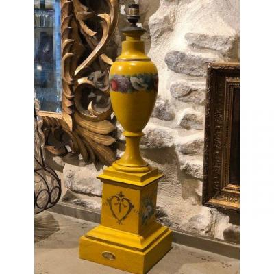 Large Lamp Base 19 Century