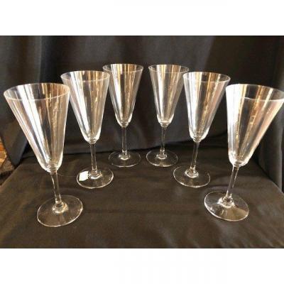 Flûtes à Champagne Baccarat