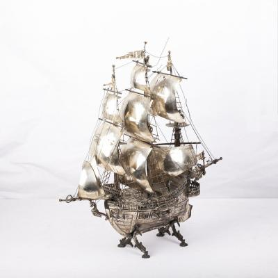 Alpaca Metal Alloy Ship
