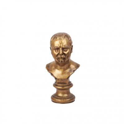 "Bronze Bust ""the Emperor Alexander 1"""
