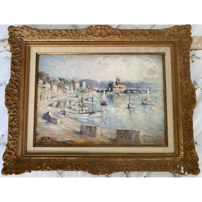 """Hspanneau Table """" Port De Peche"""""""