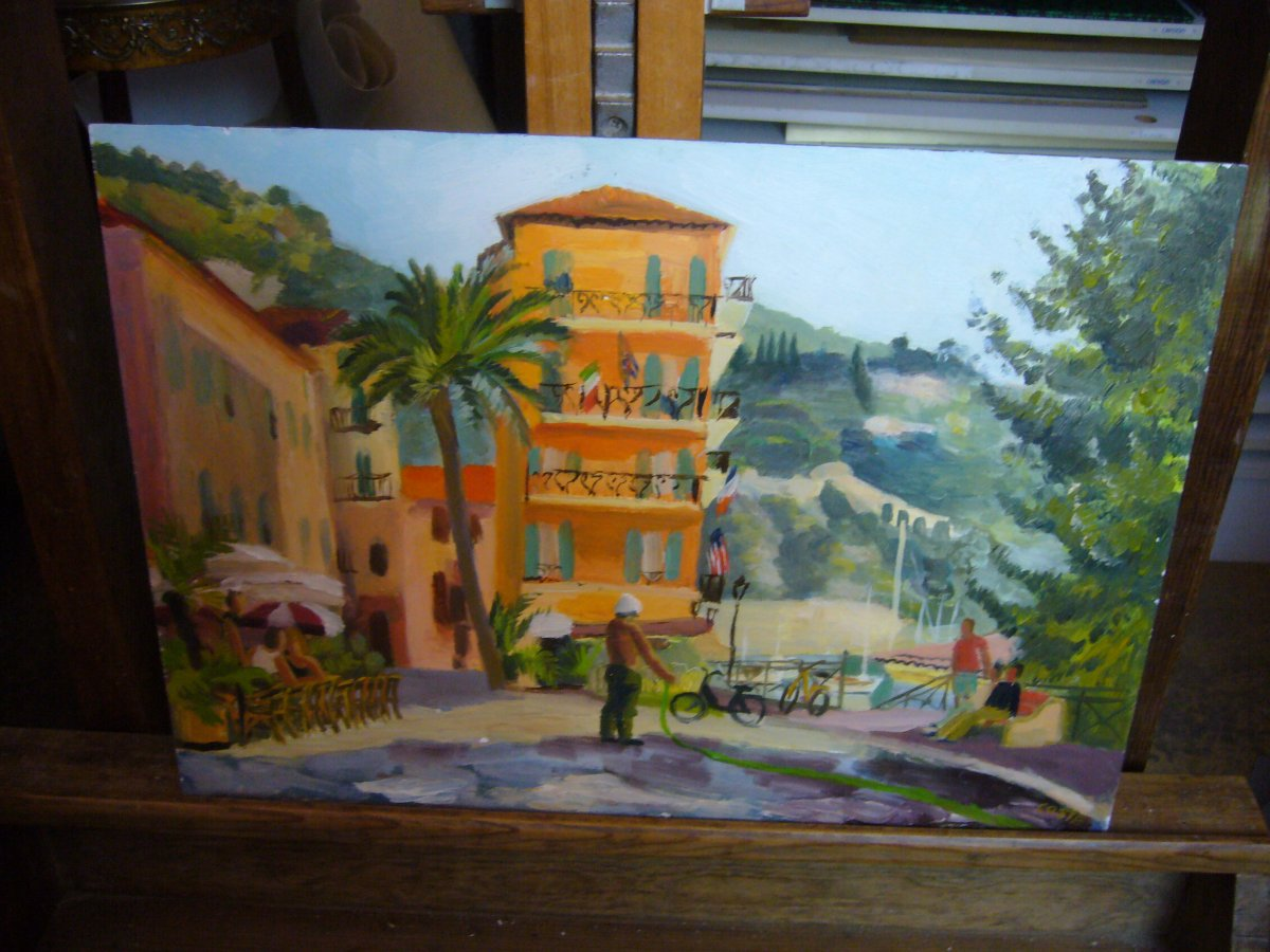 Villefranche S / Mer Hotel Welcome