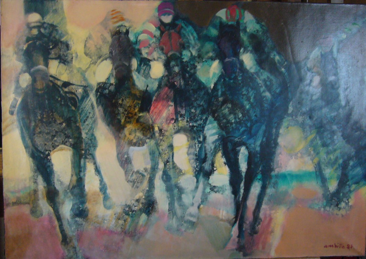 The Gallopers Race