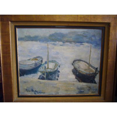 Les Barques dans le LANGUEDOC