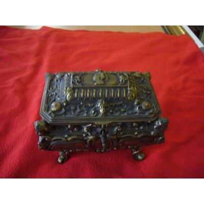 Coffret Bronze Style Renaissance