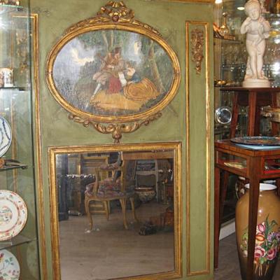 Trumeau Style Louis XVI
