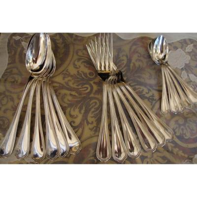 Cutlery Christofle Model Spatours