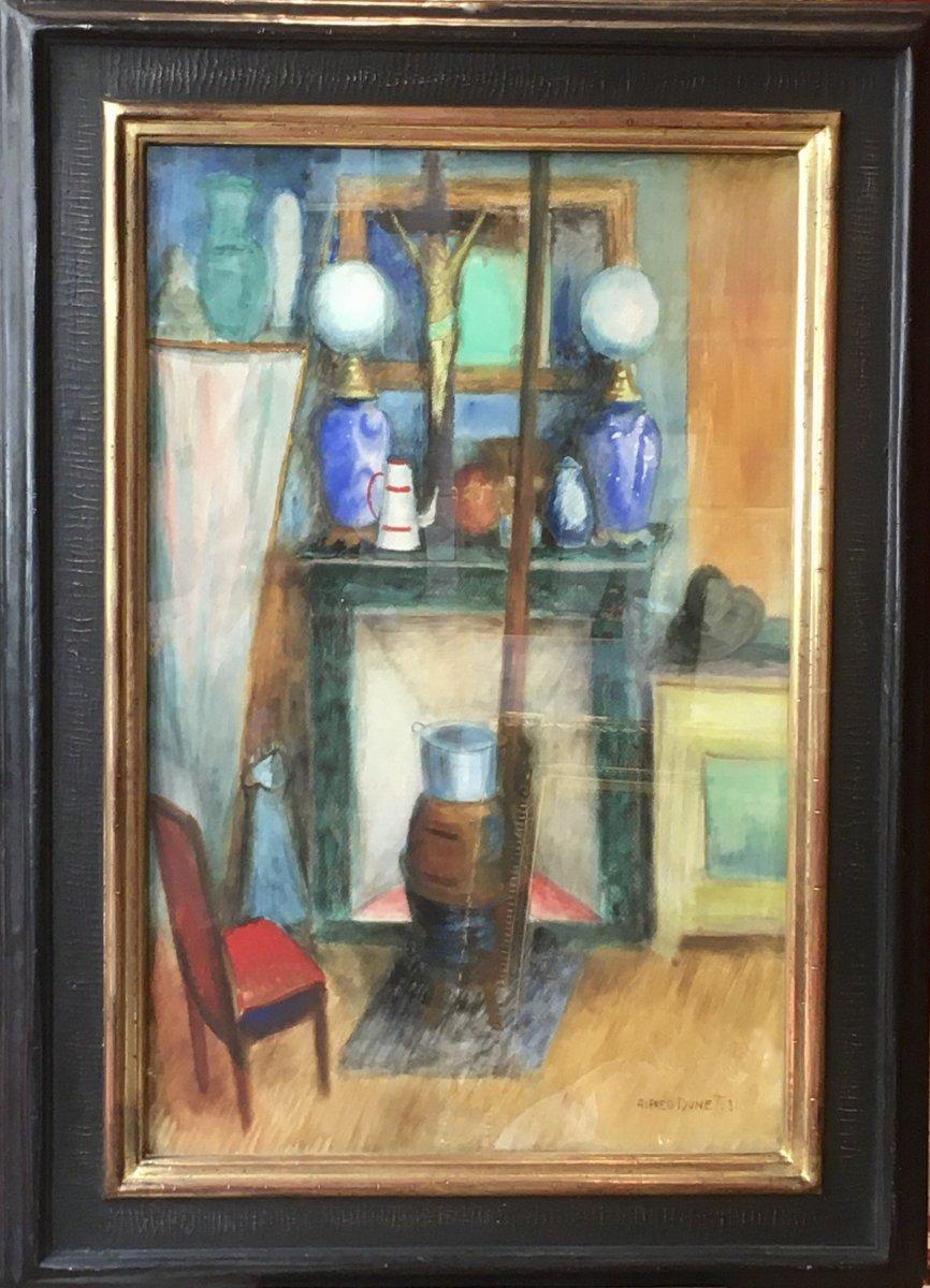 Alfred Dunet (1889-1939) - Bourdelle's Art Place