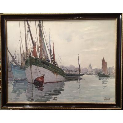 Maurice Pellerier Born In 1875
