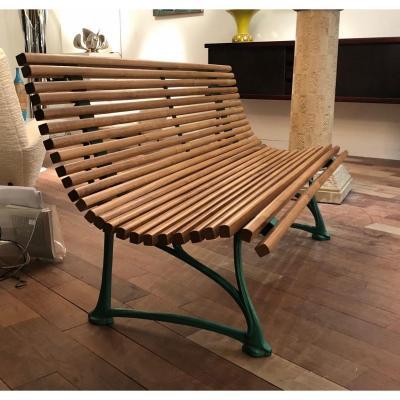 Hector Guimard Bench