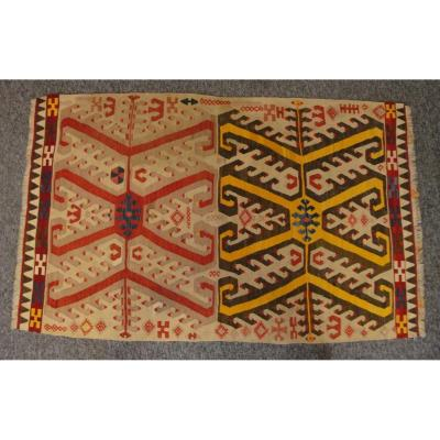 Magnifique And Old   Anatolian Kilim