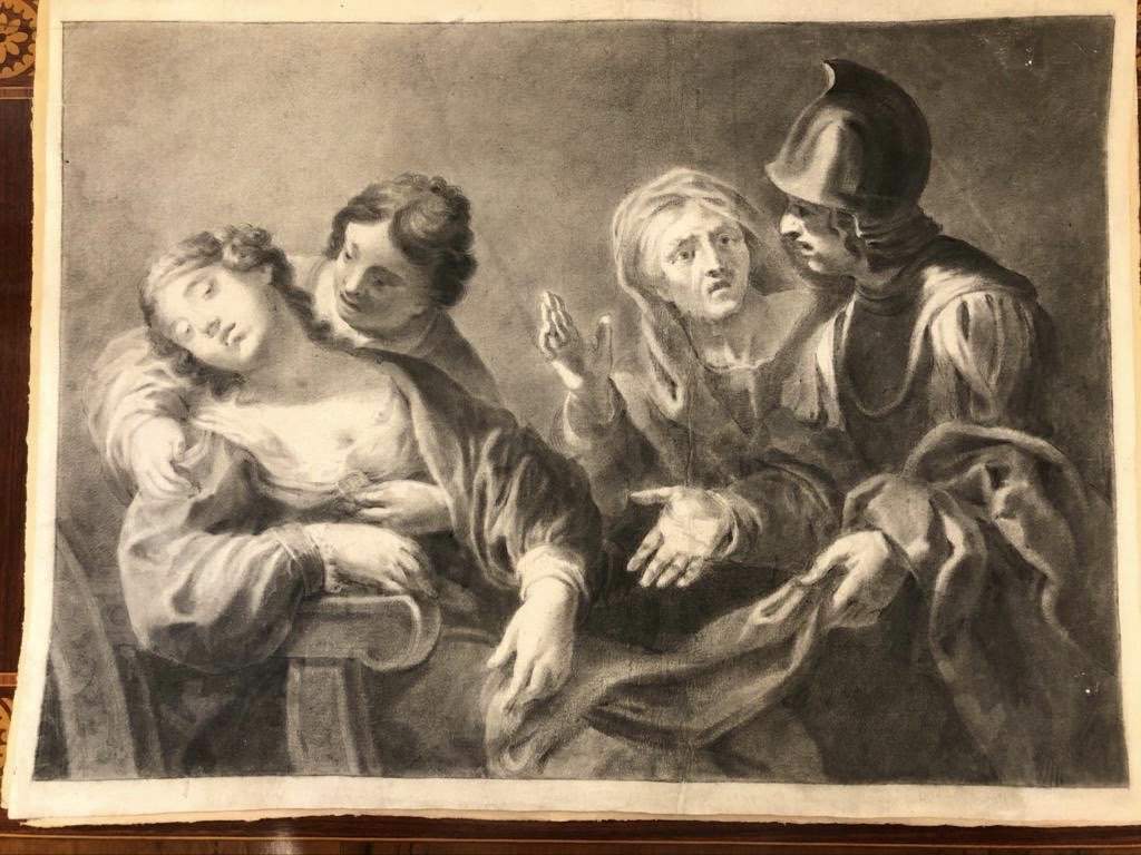 The Fainting Of Ester