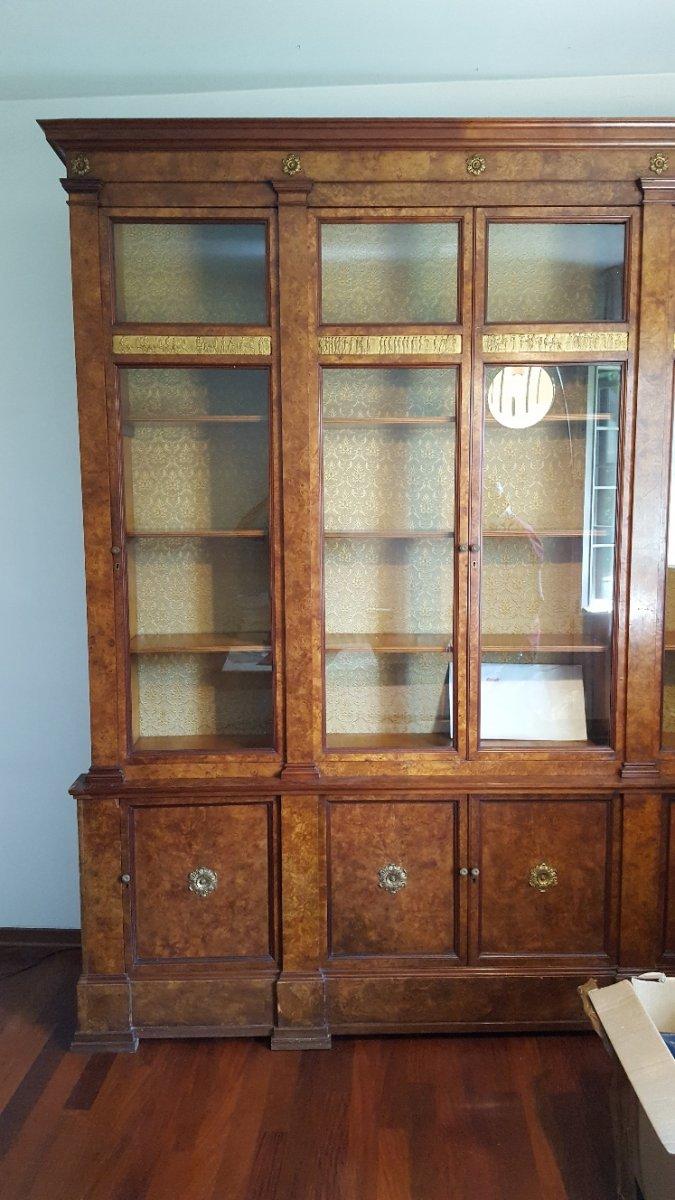 Library In Walnut Briar-photo-4