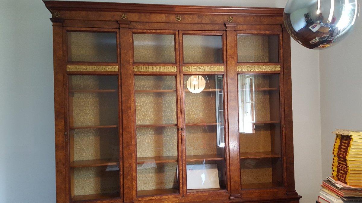 Library In Walnut Briar-photo-1