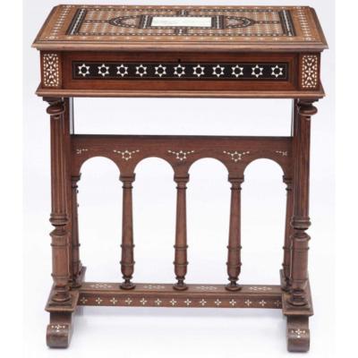 Table à Ouvrage XIXème