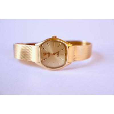 Rolex Rolex Lady Bracelet Watch In 18k Yellow Gold, Cellini Model
