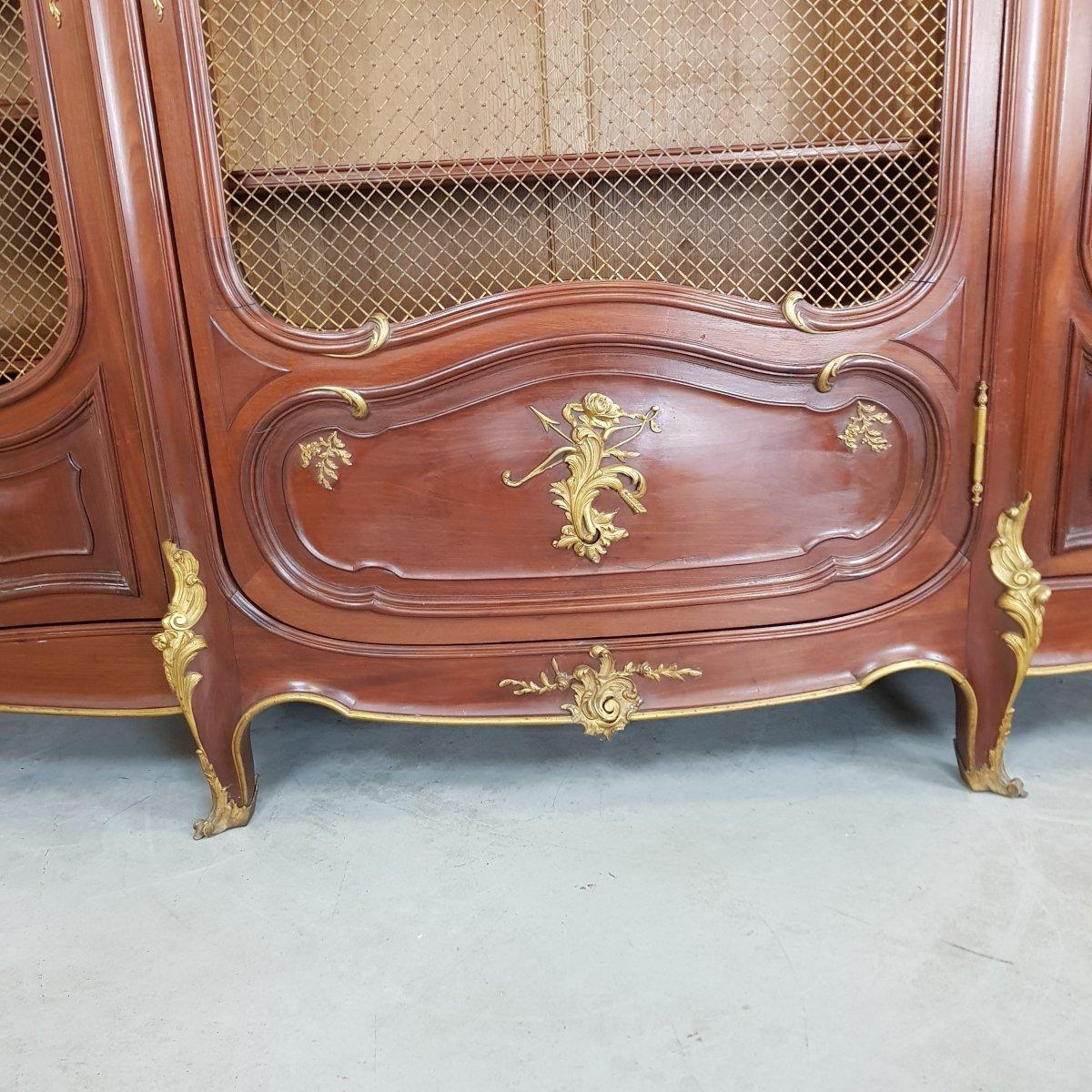 Louis XV Style Library-photo-6