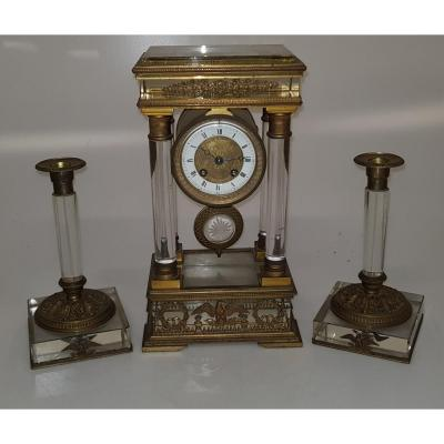 Clock In Werre Empire XIX