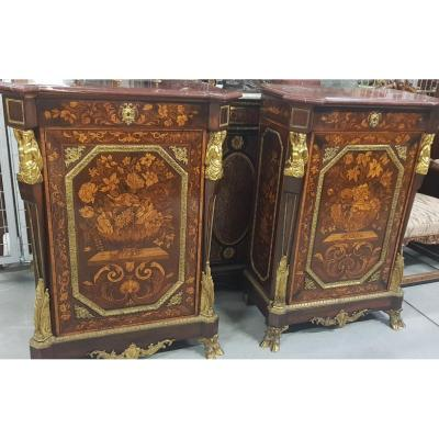 Beautiful Pair Of Dressers