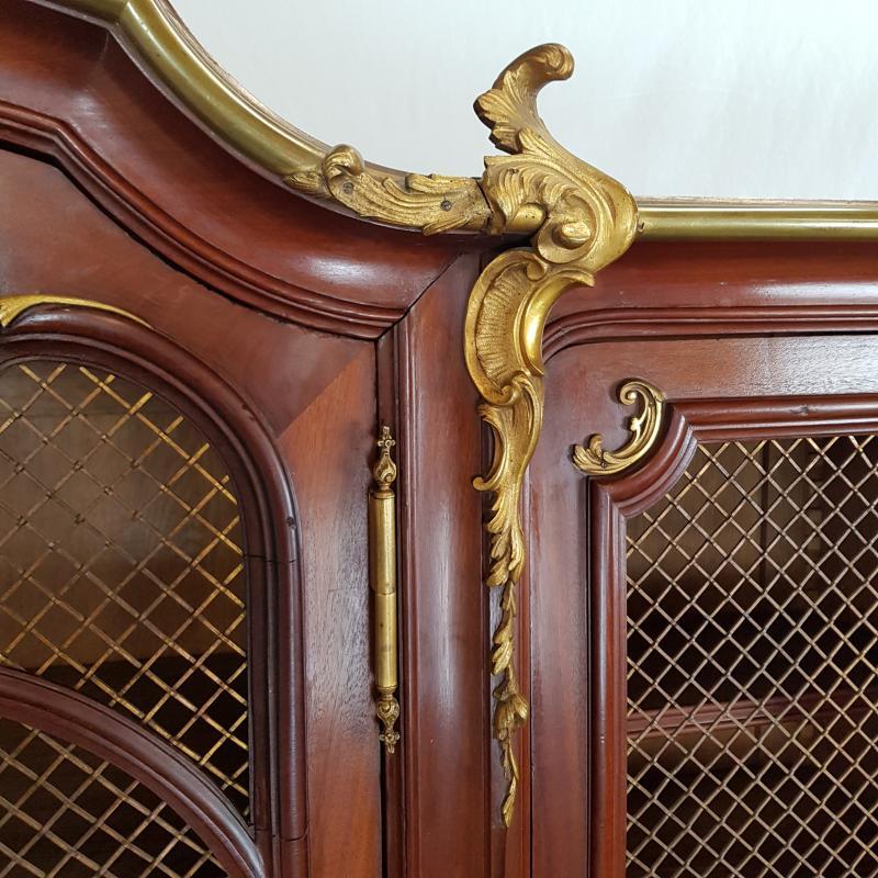 Louis XV Style Library-photo-2