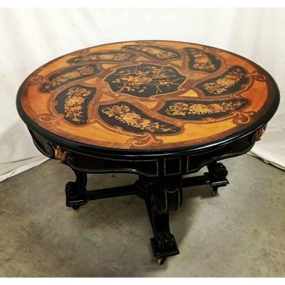Table Ronde Napoleon III