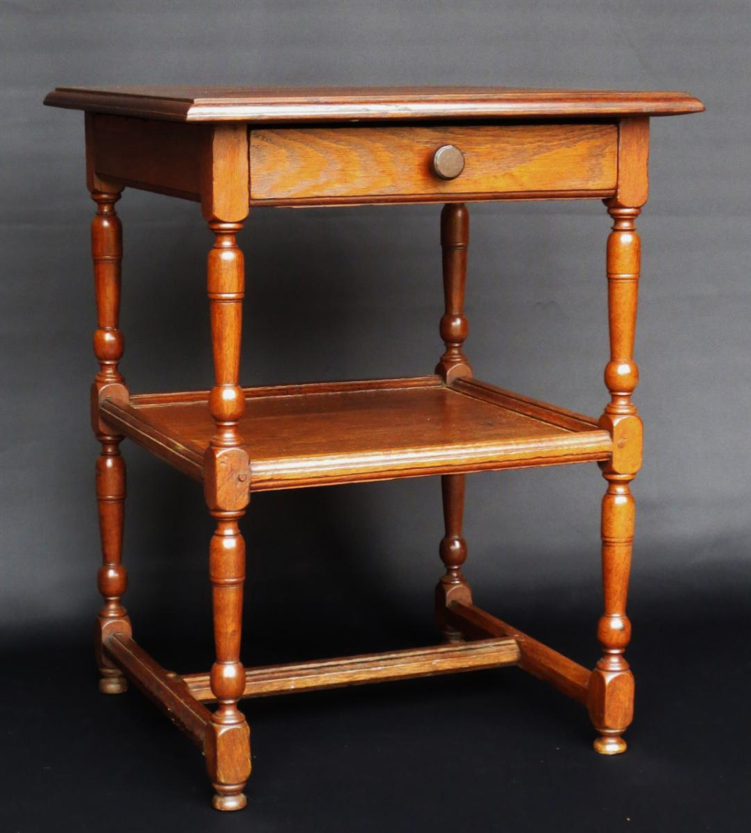 Small Table Louis XIV, End Of The XVIIth Century.