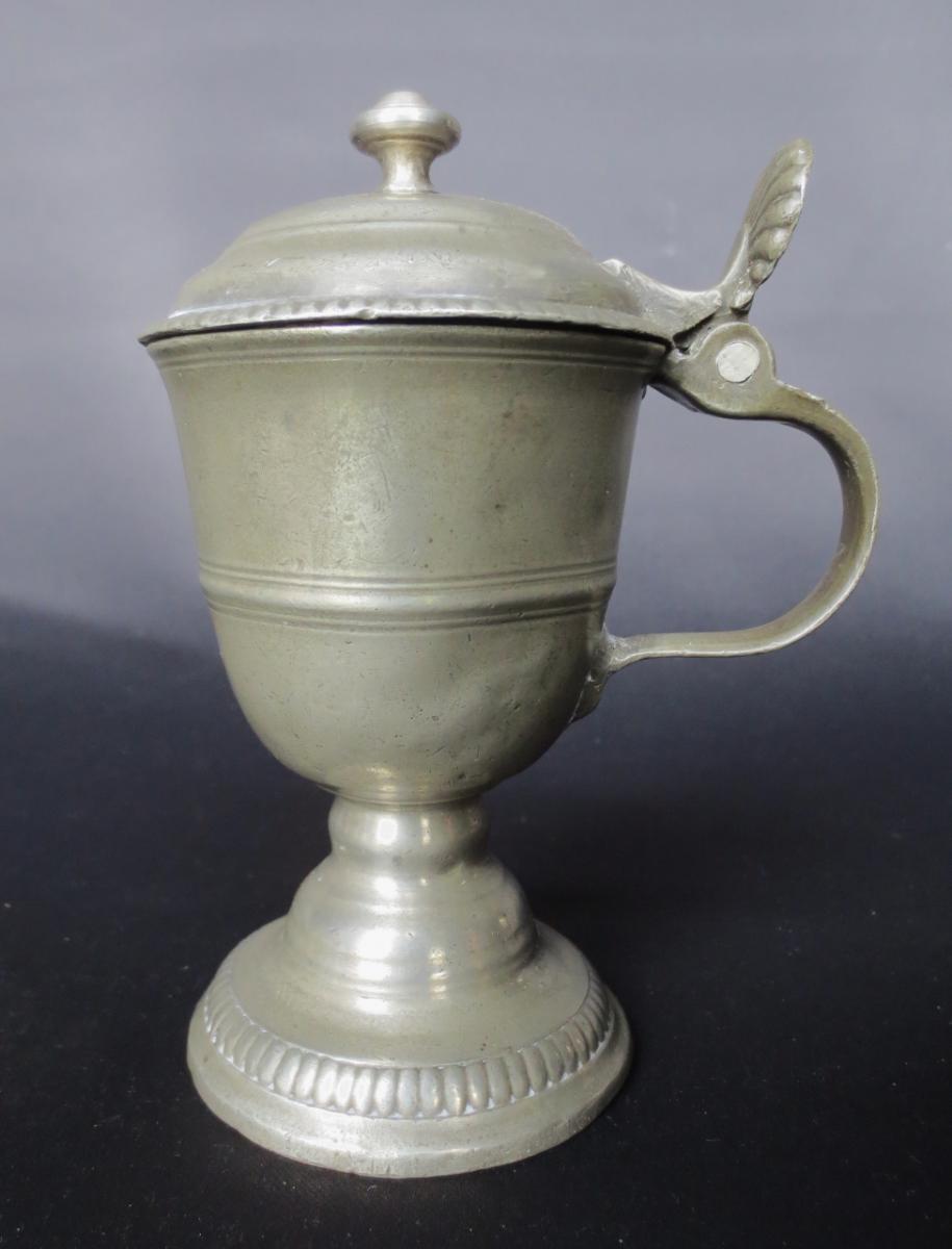 Mustard Tin, End Of The Eighteenth Century