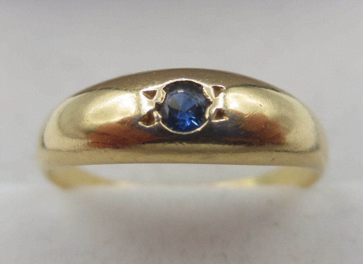 Bangle Ring, Early 20th Century.