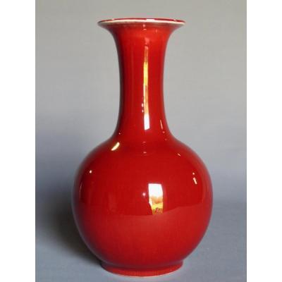 Vase En Porcelaine.