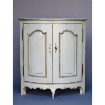 Louis XV Corner Cabinet.
