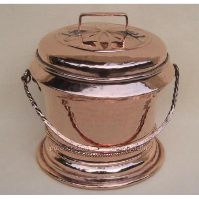 Reserve Apothecary Herbs? In Copper. Seventeenth And Eighteenth Century.