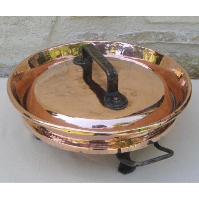 Copper Pie. Eighteenth Century
