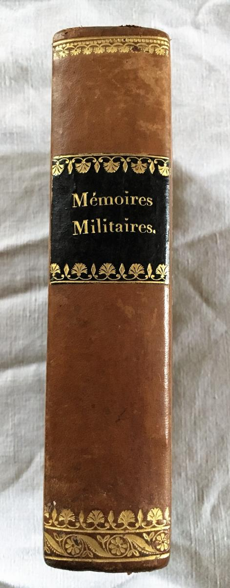 Military Memoirs On The Ancients 1762 Maubert Two Volumes In One