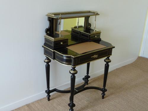 bonheur du jour napoleon iii autres meubles. Black Bedroom Furniture Sets. Home Design Ideas