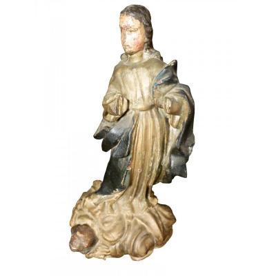 Madonna In Wood XVIII