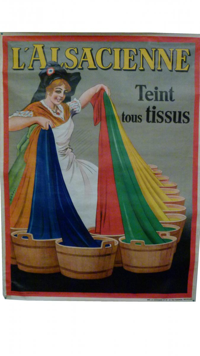 Big Poster The Alsatian